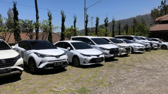 Toyota Tinjau Kondisi Jalan Guna Ciptakan Mobil yang Cocok untuk Masyarakat Indonesia