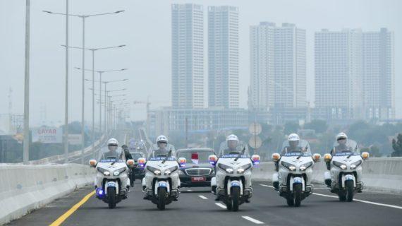 Simak Fakta Tol Layang Jakarta-Cikampek II