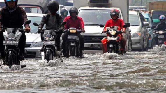 Berburu Motor Pelibas Banjir, Murah dan Banyak Pilihannya