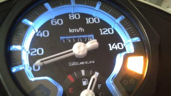 Kenali Kode Kerusakan di Motor Metik Anda (Yamaha)