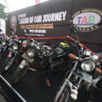 Belasan Ribu Honda Tiger Sesaki Ulang Tahun Tiger Association Bandung