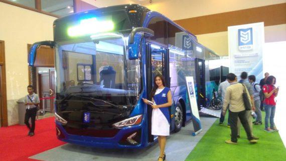 Presiden Jokowi Ingin Mobil Listrik dan Bus Tanpa Sopir di Ibu Kota Baru