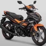 Cuma Tambah Warna Saja, Segini Harga Yamaha MX King 150