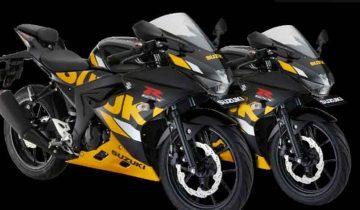 Program Akhir Tahun, Bayar Rp1 Juta Sudah Bisa Bawa Pulang Suzuki GSX-R150