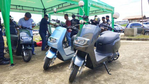 Motor Listrik Elvindo Diproduksi Lokal, Harga Lebih Terjangkau
